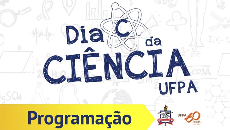 No Dia C da Ciência, a UFPA vai ao shopping, ao museu, a escolas e abre as suas portas