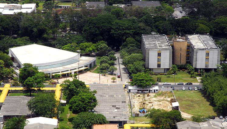 Fotos aéreas da UFPA editadas Foto Alexandre Moraes 85