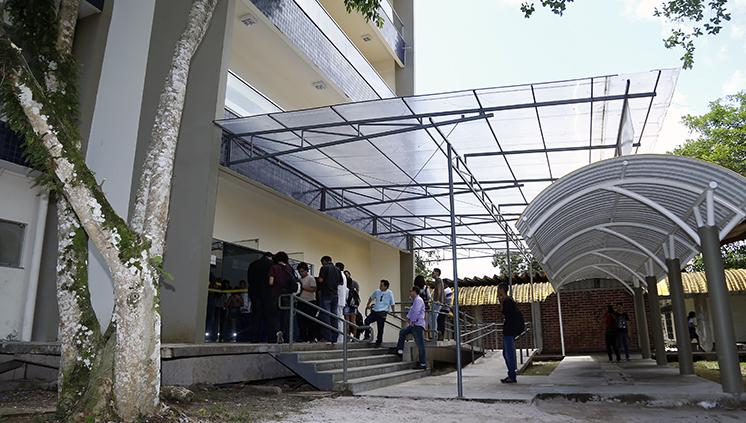 UFPA inaugura novas instalações da Faculdade de Química