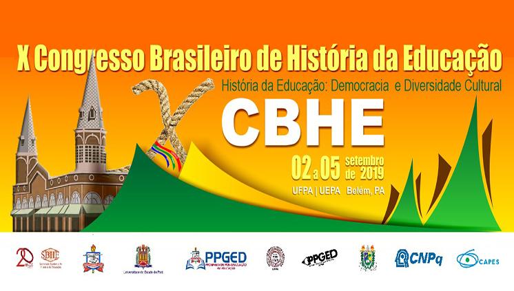 UFPA sediará o X Congresso Brasileiro de História da Educação, em setembro