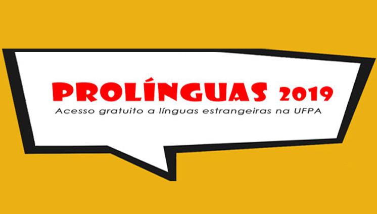 Inscrições para o Prolínguas encerram nesta sexta-feira,18