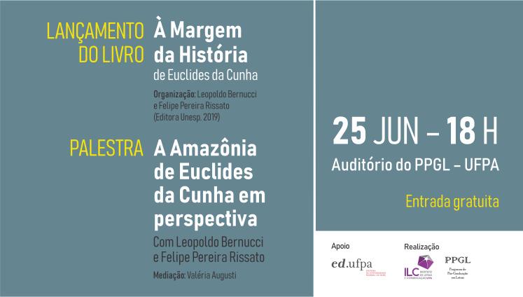 Professores lançam na UFPA 15ª edição de