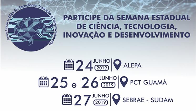 Professores da UFPA participam de evento sobre inovação tecnológica