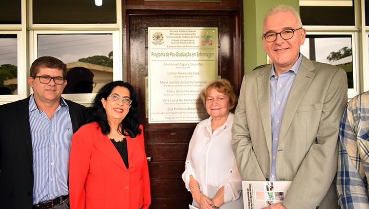 Universidade reinaugura sala do Programa de Pós-Graduação em Enfermagem