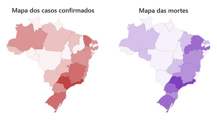 Centro de Competência em Software Livre da UFPA disponibiliza página para acompanhar a evolução da pandemia da Covid-19 no Brasil
