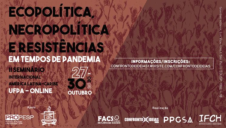 Universidade realiza segunda edição do Seminário Internacional América Latina-Caribe