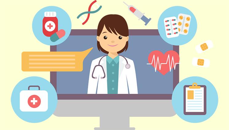 Pesquisa monitora o uso da telemedicina durante a pandemia de Covid-19 no Brasil