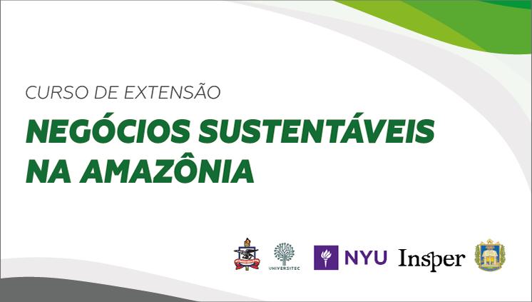 UFPA lança curso de extensão inédito sobre Negócios de Impacto na Amazônia