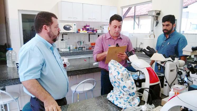 Curso de Medicina Veterinária do Campus Castanhal é avaliado por especialistas do MEC