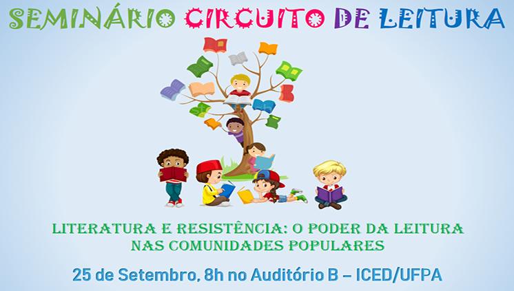 Programa Conexão de Saberes promove III Seminário Circuito de Leitura