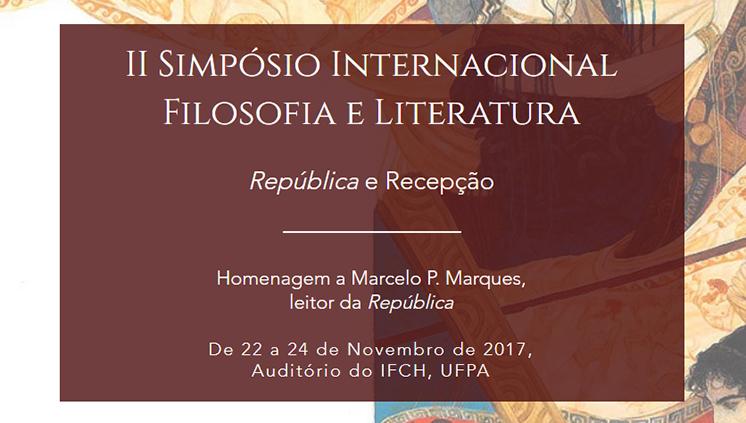 Evento reúne pesquisadores nacionais e internacionais ligados à interpretação ou tradução de diálogos platônicos